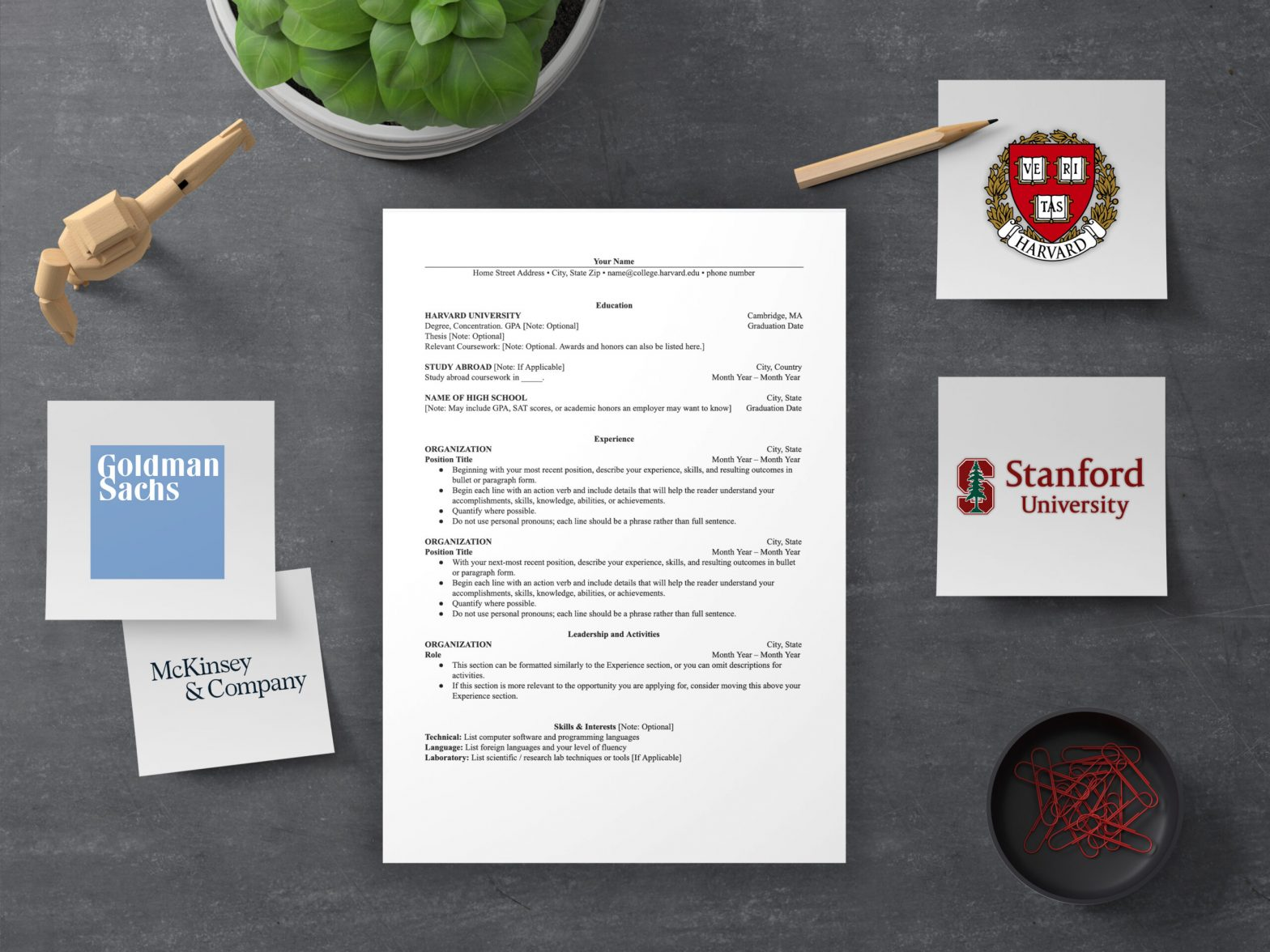 9 Rules of Writing a Professional Resume for an IT Company