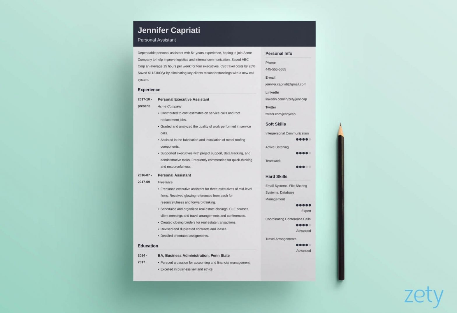 Top 5 Tips for a Perfect Resume That Will Satisfy a Recruiter and Employer